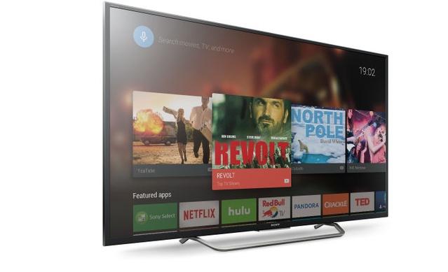 TV Sony Bravia XD75