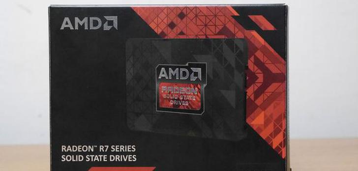 Test AMD Radeon R7 SSD 240GB