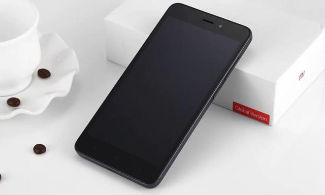 Xiaomi Redmi 4A prezent