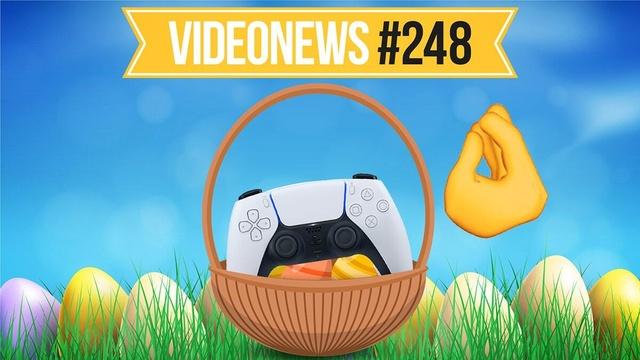 Pad do PS5, mało bezpieczne odciski palców, beta Valorant - VideoNews #248