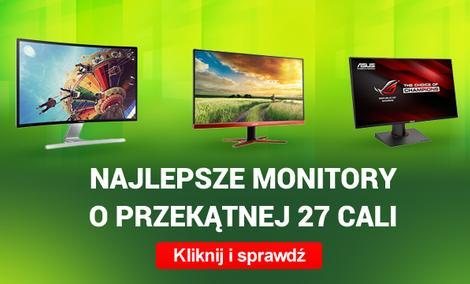 Jak Mądrze Kupić Monitor 27-calowy? Doradzamy Modele Godne Uwagi!
