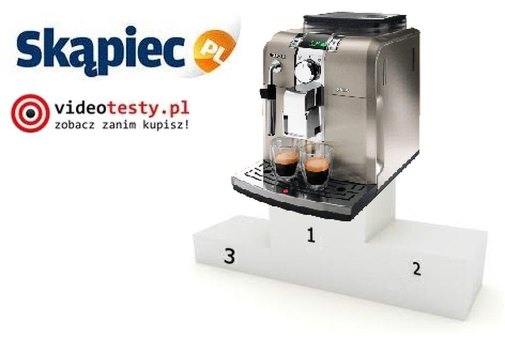 Ranking ekspresów do kawy - luty 2011