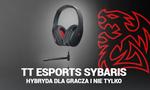 Tt eSPORTS Sybaris - Hybryda Dla Gracza i Nie Tylko
