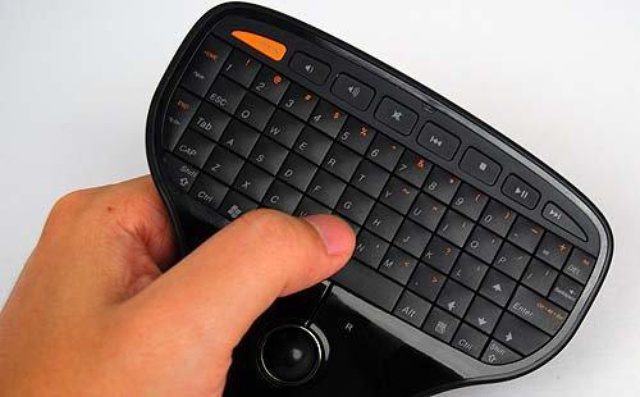 Lenovo multimedia remote keyboard