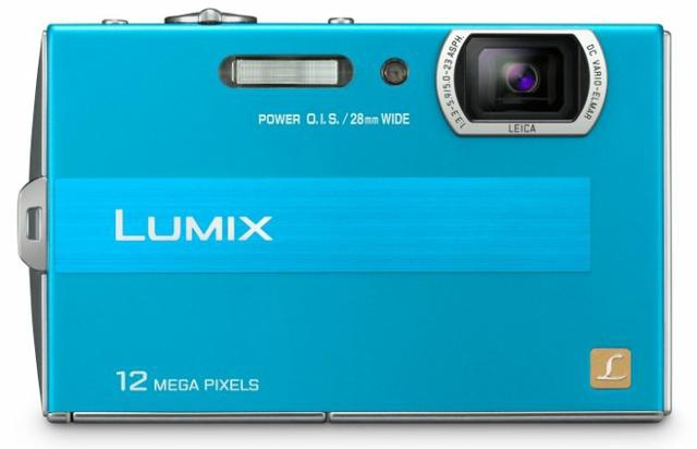 **Panasonic Lumix DMC-FP8**