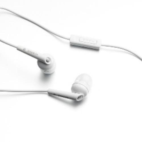 Cresyn C262S White Słuchawki z pilotem (Iphone, HTC, BlackBerry i inne Smartphony)