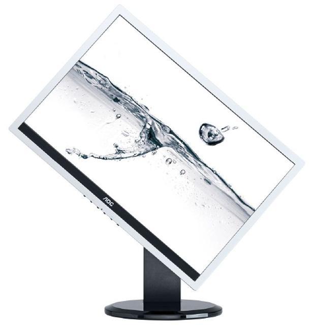 AOC e2219P2 – ergonomiczny monitor w formacie 16:10 dla firm