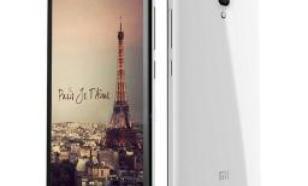 Xiaomi Redmi Note 2 Prime DS 32GB Biały (XMRNOTE2PRIMEWHITE)