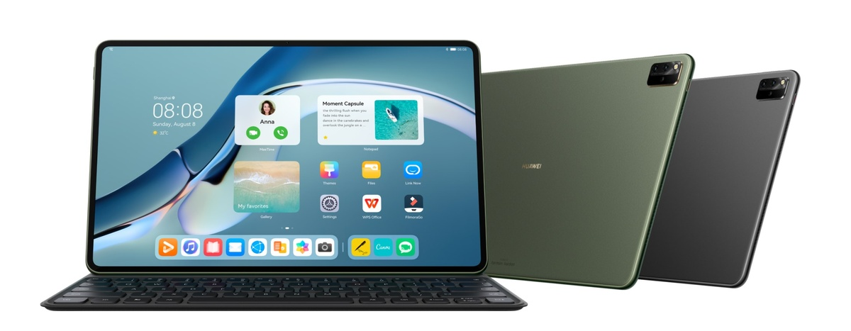 Huawei MatePad Pro dostanie zestaw akcesoriów