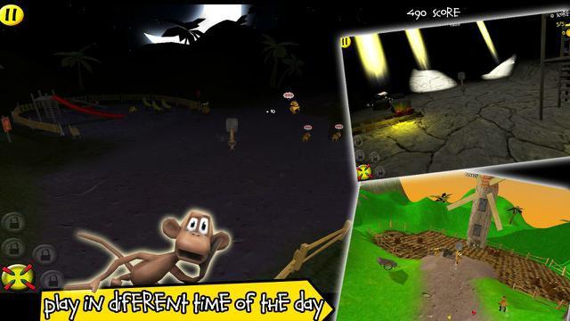 Smash The Monkey
