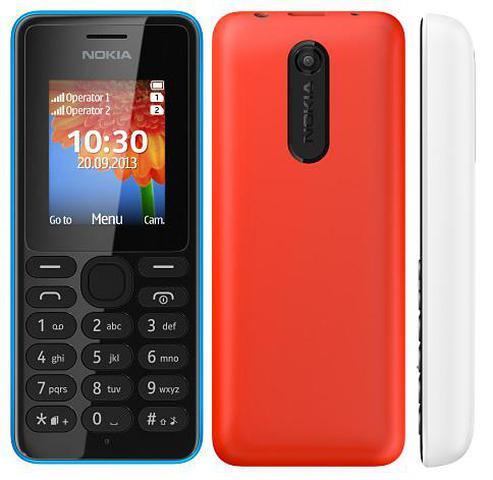 Nokia 108 fot3