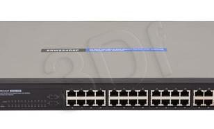 LINKSYS SRW224G4P-EU 24x10/100, 4xGigabi/2xSFP Rack