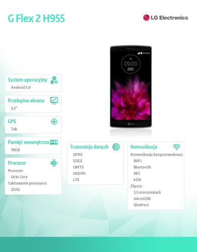 LG G Flex 2 H955 Black