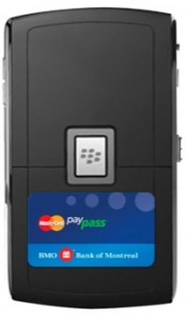 Certyfikat PayPass dla smartfonów BlackBerry Bold 9900 i BlackBerry Curve 9360
