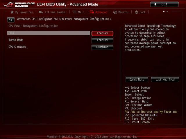 Asus Maximus VI Impact uefi8