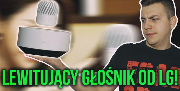 LG PJ9, Czyli Lewitujący Głośnik od LG!