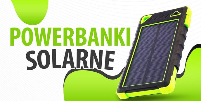 Jaki powerbank solarny? |TOP 5|