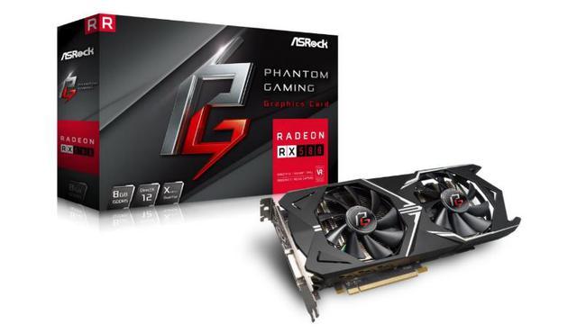 ASRock bazuje na układach AMD.