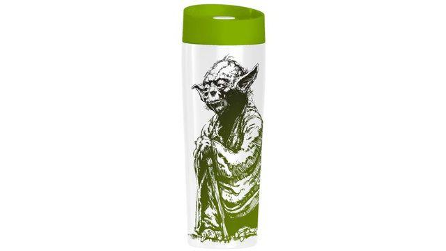 Disney Kubek Termiczny Star Wars 400Ml Yoda (83713)