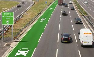 Brytyjskie Drogi Będą Ładowały Elektryczne Pojazdy!