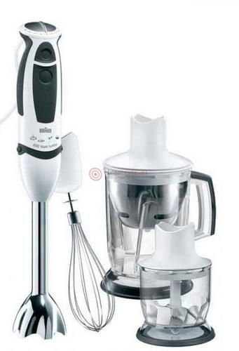 BRAUN MR 540 Menu BC HC