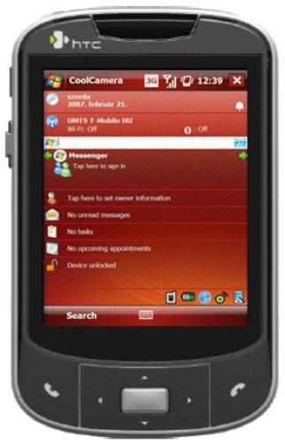 HTC P3450