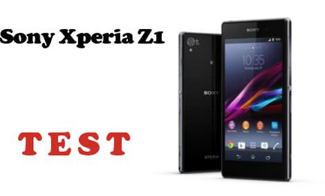 Sony Xperia Z1 [RECENZJA]