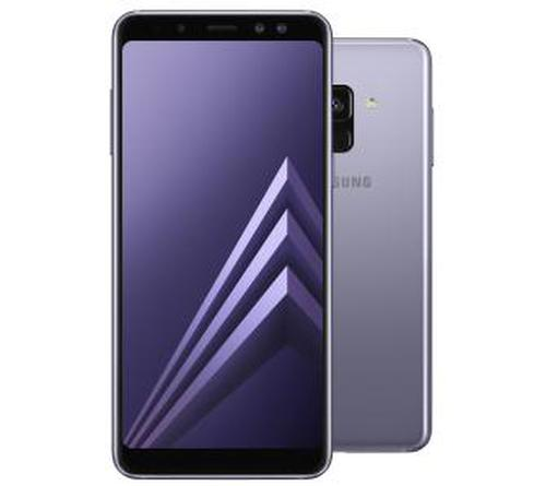 Samsung Galaxy A8 (2018) szary