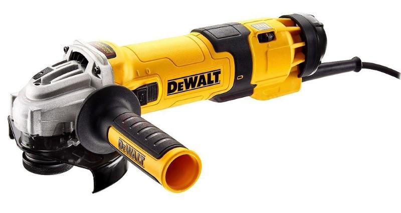 DeWalt DWE4257 to świetna szlifierka kątowa