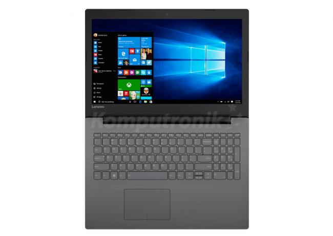 Lenovo Ideapad 320-15AST (80XV00WJPB) Czarny - 8GB - Raty 20 x 0% z