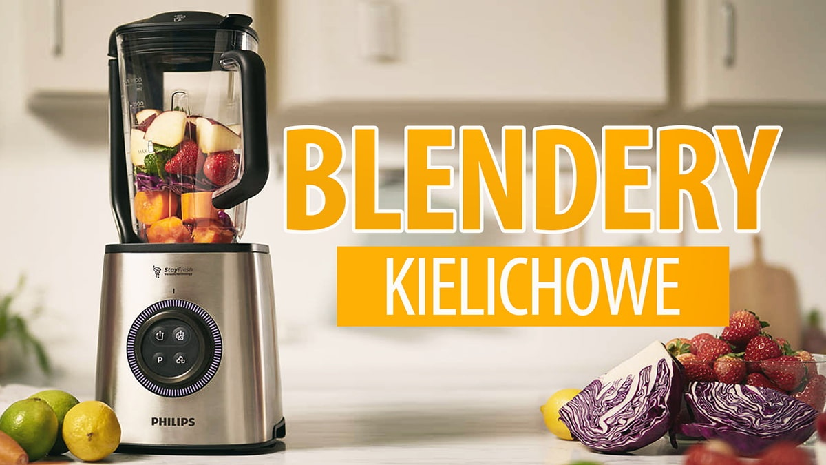 Blender kielichowy | TOP 10 |