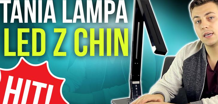 Tania Lampa LED z Chin - HIT!!!