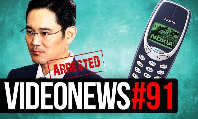 Samsung ma Kłopoty, Klasyczna Nokia Powraca i Brak Chętnych na Windows 10! - VideoNews #91