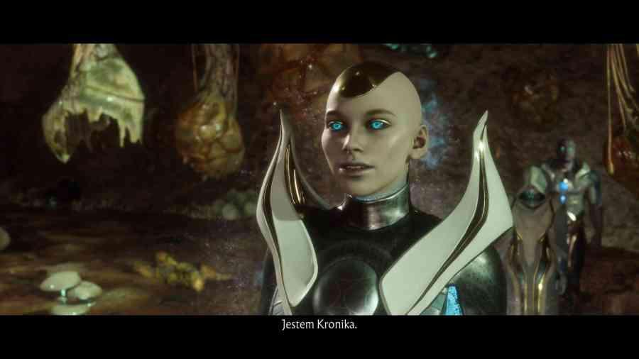 Mortal Kombat 11 - Nowy poważny wróg