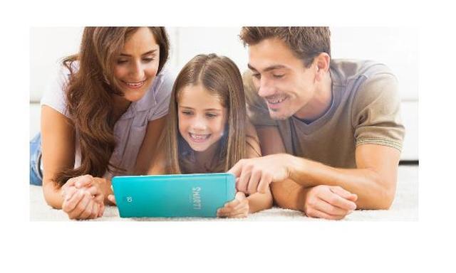 GOCLEVER SMARTI - Bezpieczny Tablet Dla Ucznia do Nauki i Rozrywki!