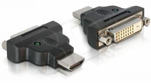 DELOCK HDMI(M)->DVI(F)