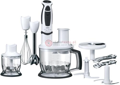 BRAUN Multiquick 5 MR 570 Patisserie FP K HC