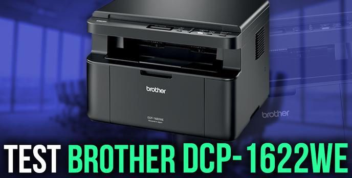 Test Drukarki Laserowej Brother DCP-1622WE