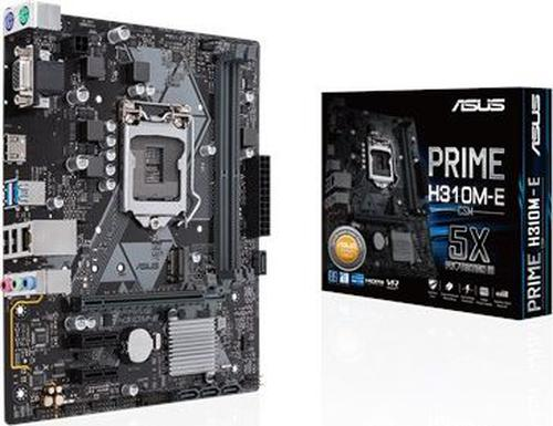 Asus PRIME H310M-E/CSM (90MB0X90-M0EAYC)