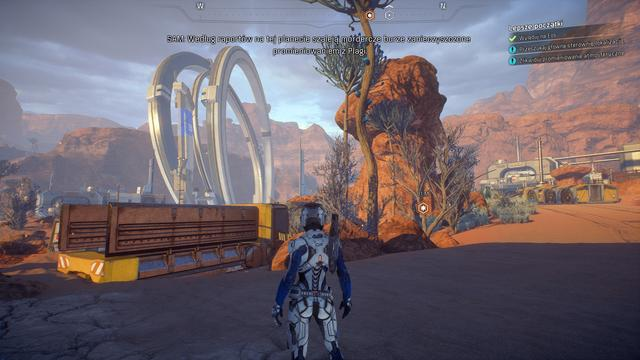 Mass Effect: Andromeda - Sterowanie