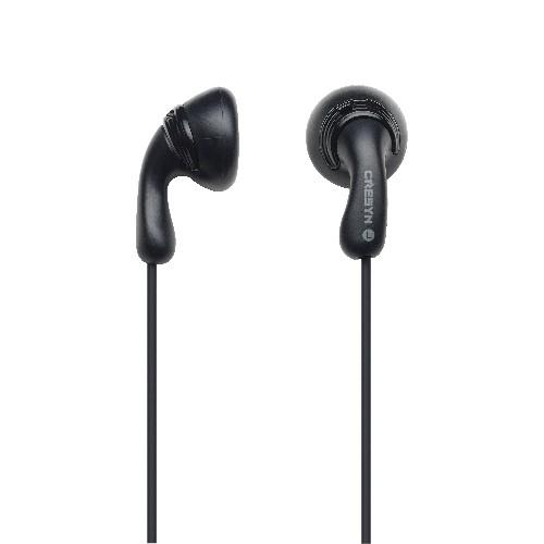 Cresyn C190E Black Słuchawki douszne