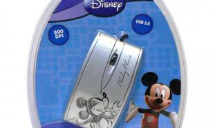 Cirkuit Planet Disney Mickey Mouse optyczna, przewodowa, szara