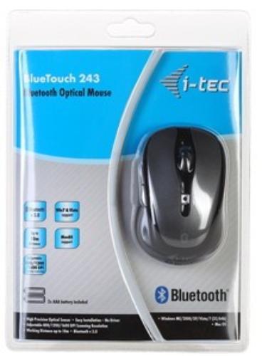 i-Tec Bluetooth Mouse Mysz optyczna bezprzewod