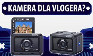 Sony RX0 II - wreszcie konkurencja dla GoPro?