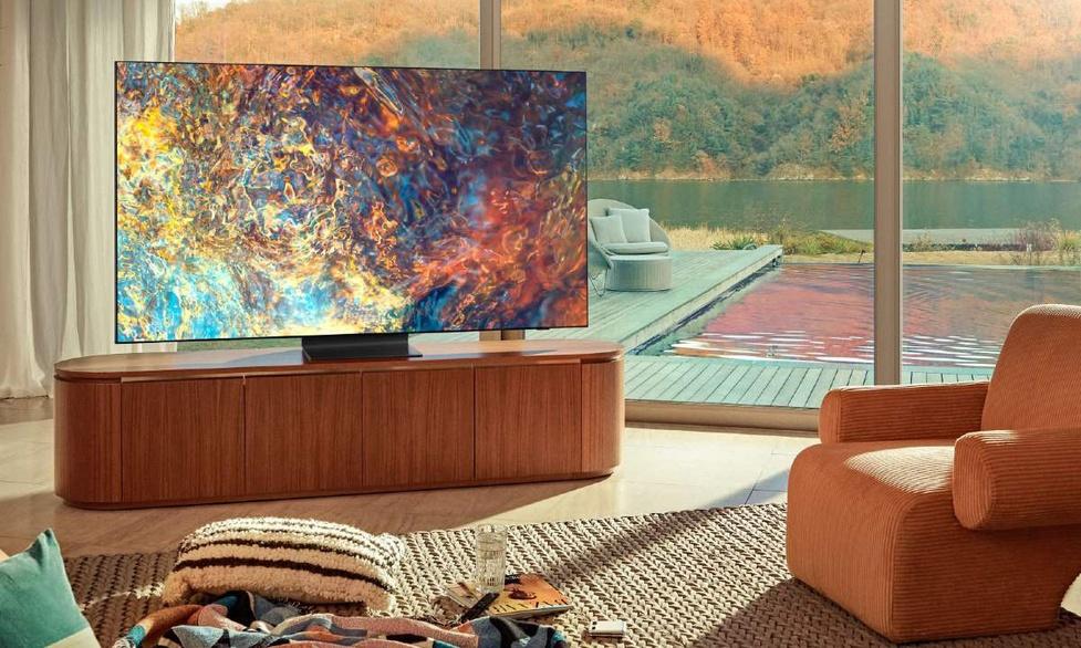 Samsung prezentuje swoje telewizory na 2021 rok