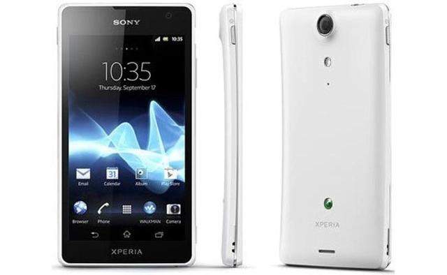 Sony Xperia T – smartfon sprawdzony przez Jamesa Bonda już dostępny