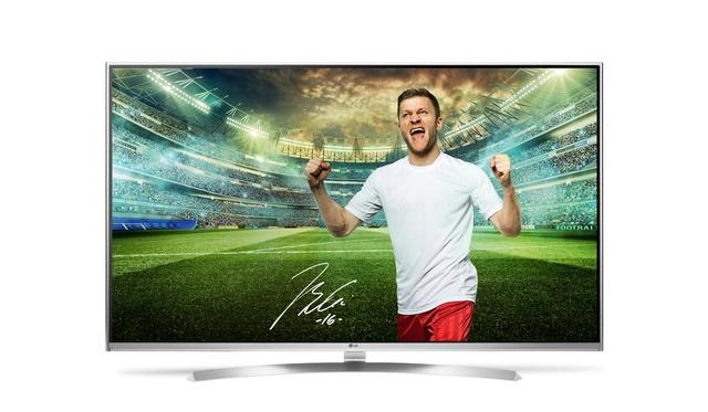 Mistrzowskie Telewizory, Mistrzowskie Emocje - Promocja LG na EURO 2016