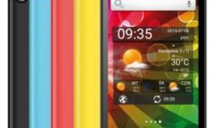 MYPHONE Fun4 DualSim Czarny