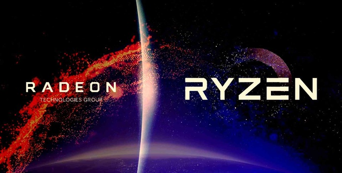 AMD Ryzen z Grafiką Radeon Vega! Potężne Procesory Wchodzą na Rynek!