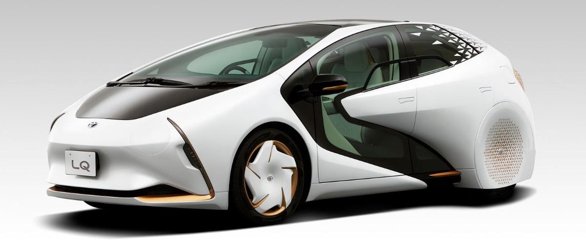 Toyota LQ pozwoli przejechać znacznie dłuższe dystanse